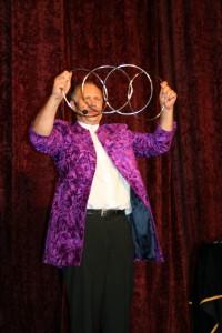 Ring-violet